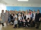 Посещение Горской школы Озерского района