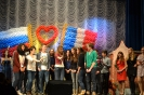 Гости из Франции на фестивале французской песни в г.Коломна