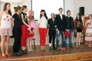 Участие студентов в празднике,посвященном изучению второго иностранного языка